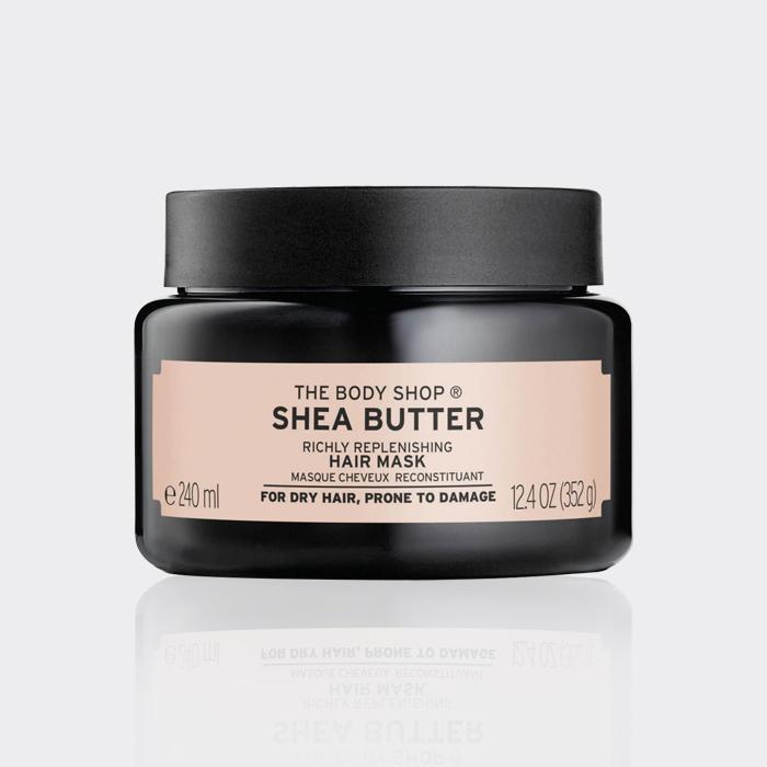 ماسک مو شی باتر بادی شاپ مدل Shea butter hair mask